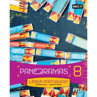 Livro - Panoramas Língua Portuguesa - 8 Ano - FTD