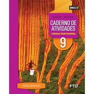 Livro - Panoramas Língua Portuguesa - 9 Ano - Caderno de Atividades - FTD