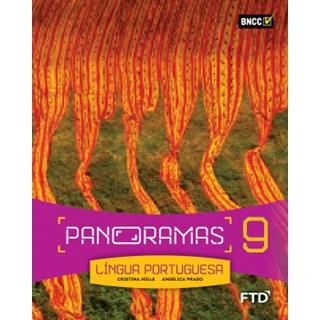 Livro - Panoramas Língua Portuguesa - 9 Ano - FTD