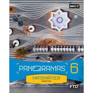Livro - Panoramas Matemática - 6 Ano - FTD
