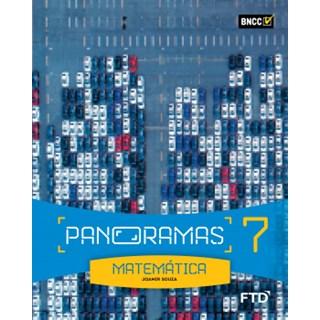 Livro - Panoramas Matemática - 7 Ano - FTD