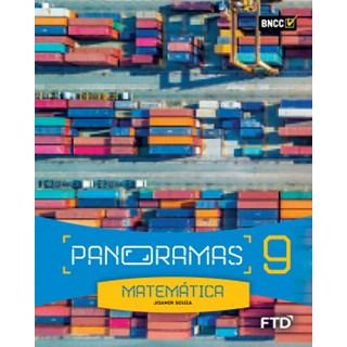 Livro - Panoramas Matemática - 9 Ano - FTD