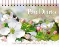 Livro Pao Diario Mulheres Edicao mesa Sejam cheias de alegria Mi