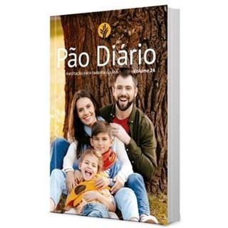 Livro - Pão Diário vol. 24 - Capa família - Ministérios Pão Diário 1º edição