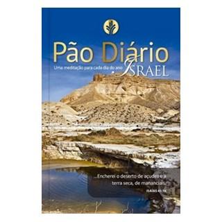 Livro - Pão Diário vol. 24 - Israel - Ministérios Pão Diário 1º edição