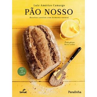 Livro Pão Nosso - Camargo - Senac