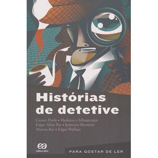 Livro para Gostar de Ler 12 História de Detetive - Ática
