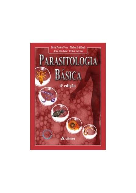 Livro - Parasitologia Básica 4 ed - Neves