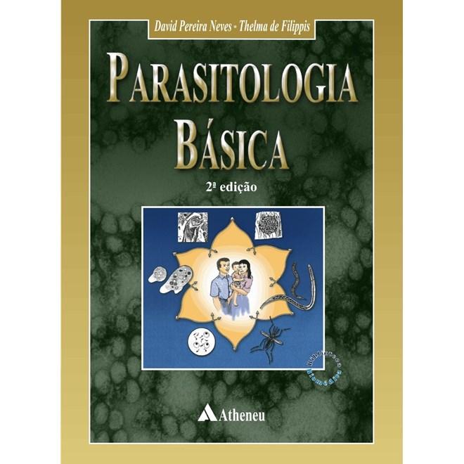 Livro - Parasitologia Básica - Neves