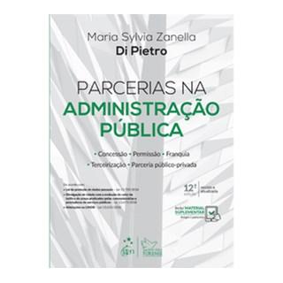 Livro - Parcerias na Administração Pública - Di Pietro
