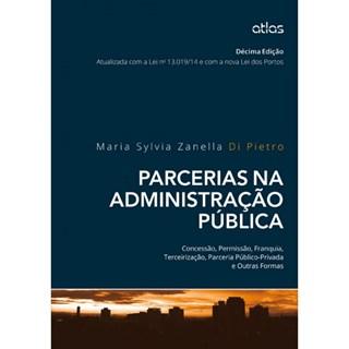 Livro - Parcerias na Administração Pública - Zanella
