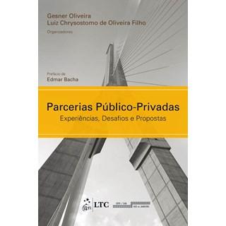Livro - Parcerias Público-Privadas - Experiências, Desafios e Propostas - Oliveira