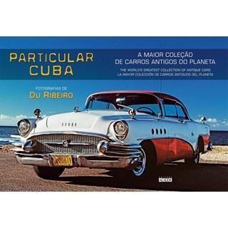 Livro Particular Cuba - Ribeiro - Alaúde