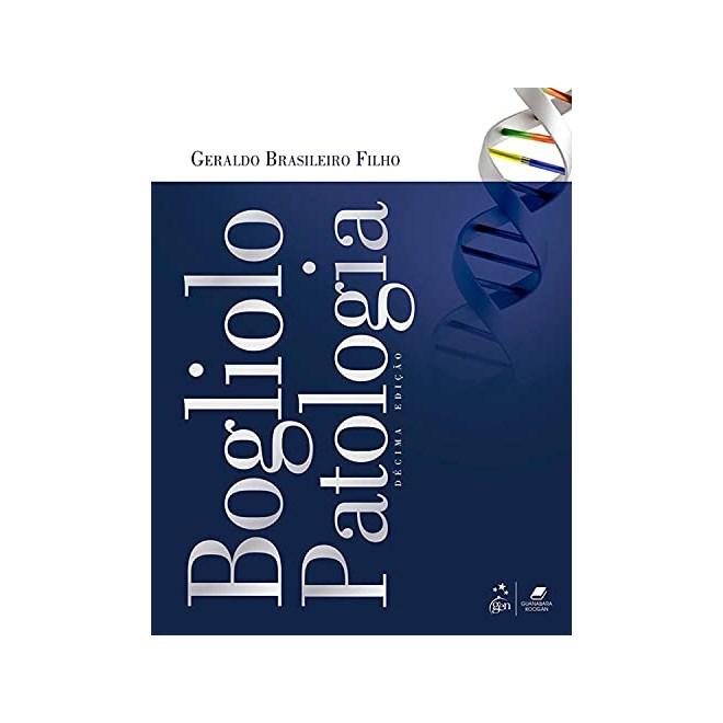 Livro - Patologia - Bogliolo - Guanabara