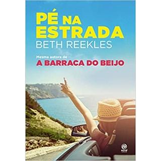 Livro - Pé na Estrada - Reekles - Astral Cultural - Pré-Venda