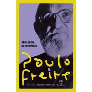 Livro - Pedagogia do Oprimido - Freire