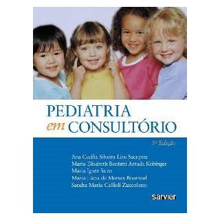 Livro - Pediatria em Consultório - Sucupira