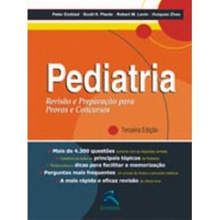 Livro - Pediatria - Revisão e Preparação para Provas e Concursos - Emblad