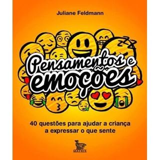 Livro - Pensamentos e Emoções - Feldmann - Baralho