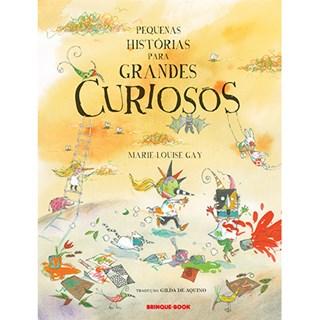 Livro - Pequenas Histórias para Grandes Curiosos - Marie-Louise