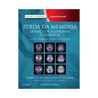 Livro - Perda da Memória, Doença de Alzheimer e Demência - Budson