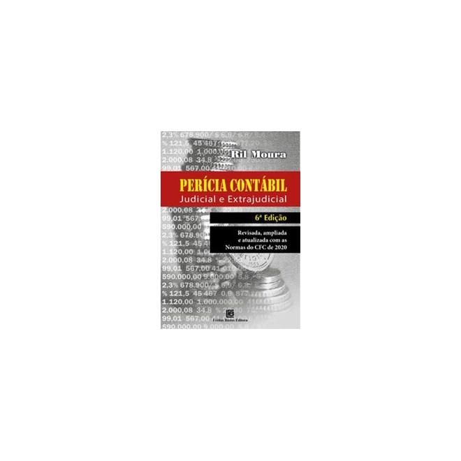 Livro - Perícia Contábil - Moura 6º edição