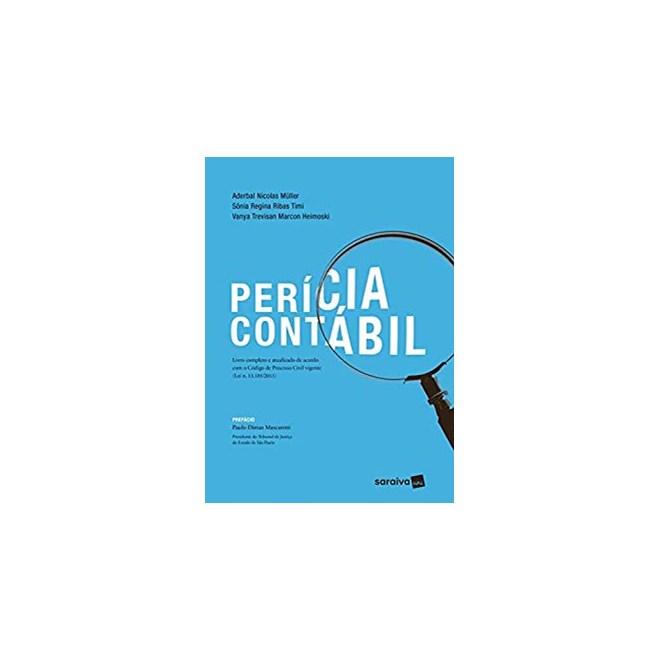 Livro - Perícia Contábil - Saraiva