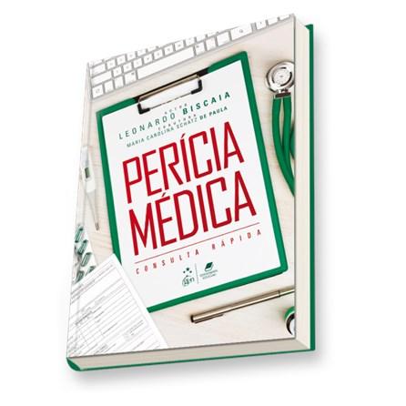 Livro - Perícia Médica - Biscaia