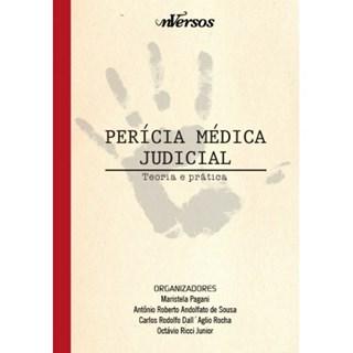 Livro - Perícia Médica Judicial - Pagani