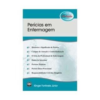 Livro - Perícias em Enfermagem - Fontinele TF