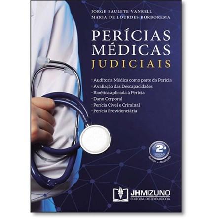 Livro - Perícias Médicas Judiciais - Vanrell