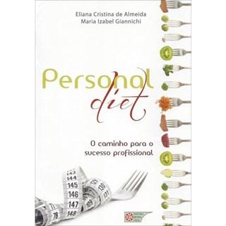 Livro - Personal Diet - Almeida