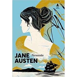 Livro - Persuasão - Austen - Nova Fronteira