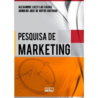 Livro - Pesquisa de Marketing - Las Casas