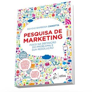 Livro - Pesquisa de Marketing -  Zanotta
