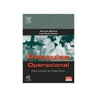 Livro - Pesquisa Operacional Para Cursos de Engenharia - Fávero