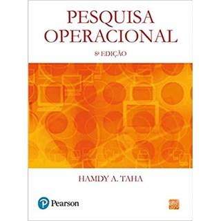 Livro - Pesquisa Operacional  - Taha