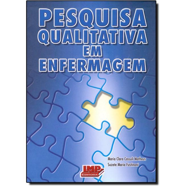 Livro - Pesquisa Qualitativa em Enfermagem - Matheus