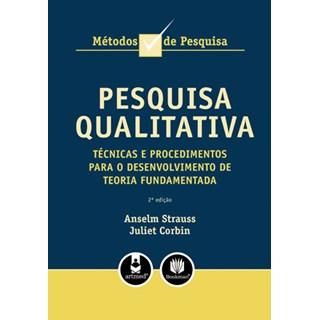 Livro - Pesquisa Qualitativa - Strauss