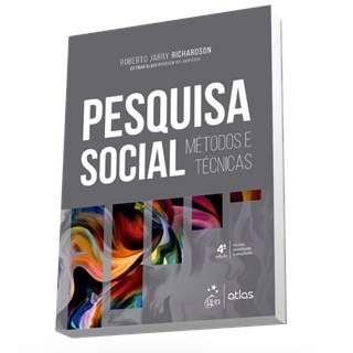 Livro - Pesquisa Social - Métodos e Técnicas - Richardson