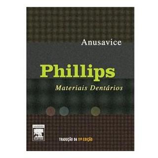 Livro - Phillips - Materias Dentários - Anusavice***