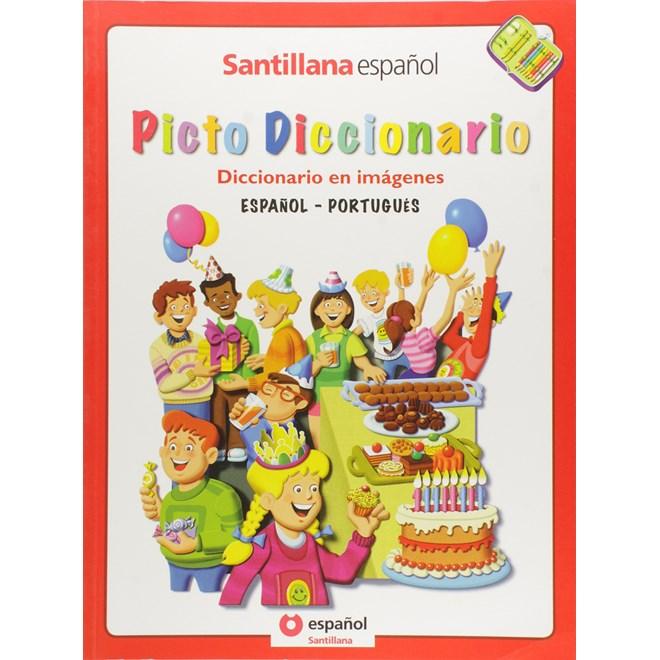 Livro Picto Dicionário - Santillana