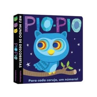 Livro - Pio-Pio, Para Cada Coruja, Um Número! - Coleção Meu Mundo de Descobertas - Liton