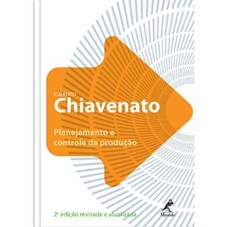 Livro - Planejamento e Controle da Produção - Chiavenato