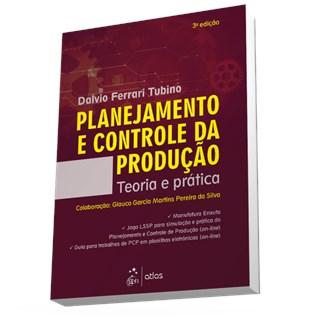 Livro - Planejamento e Controle da Produção - Tubino