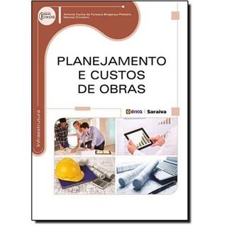 Livro - Planejamento e Custos de Obras - Pinheiro