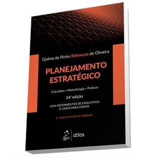 Livro - Planejamento Estratégico: Conceitos, Metodologia e Práticas