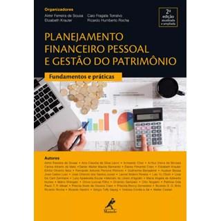 Livro - Planejamento Financeiro Pessoal e Gestão do Patrimônio - Sousa