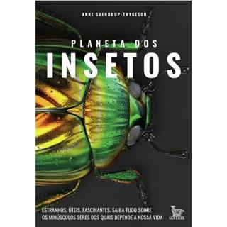 Livro - Planeta do Insetos - Thygeson