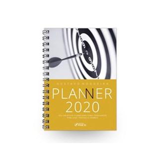 Livro - PLANNER 2020 - SEU OBJETIVO PLANEJADO PARA CONCURSOS PÚBLICOS, PROVAS E EXAMES - NOGUEIRA 1º